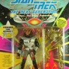 Star Trek TNG Next Generation Gowron Klingon Playmates Action Figure New