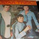 1979 Classic Original Star Trek LP Album Children Action Adventure Stories Dinosaur Planet
