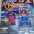 1999 JEFF GORDON DuPont Winner Circle Starting Lineup NASCAR Champ SLU Rainbow Warrior