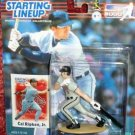 2000 STARTING LINEUP CAL RIPKEN JR MLB SLU Orioles Ironman Action Figure New Baltimore