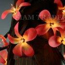 35 BULB ORANGE FLOWER PARTY / CHRISTMAS STRING LIGHT