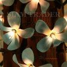 100 BULB BLUE FLOWER PARTY / CHRISTMAS STRING LIGHT
