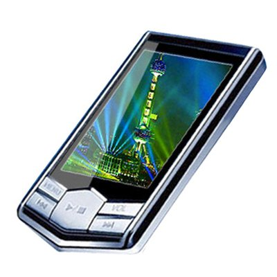 MP4 PLAYER 1.8 SCREEN 1GB (6 PIECES)