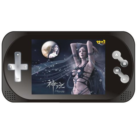 MP4 PLAYER 2.4 SCREEN WITH CAMERA 2GB (6 PIECES)