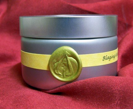 8 oz. Twist top lid Scented candle