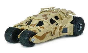 2005 Batmobile Batman Begins Camouflage