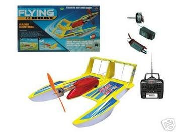 REMOTE CONTROL 3 IN 1 FLYING BOAT