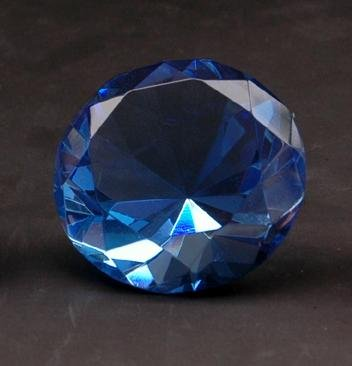 crystal blue diamond