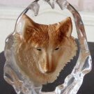 Crystal wolf  Sculpture(JL-ic46)