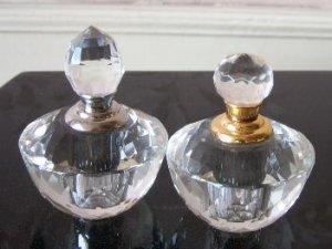 Crystal Body Perfume Bottle