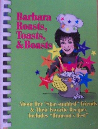 Barbara Roasts, Toasts, & Boasts Star Studded Cookbook