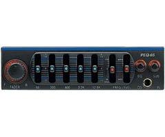 PEQ-65 -Band High Performance Equalizer, Pre-Amp