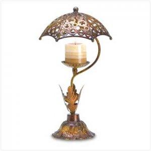 Umbrella Candle Stand