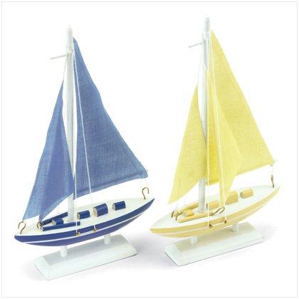 Wood Sailboats