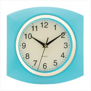 """Mom's Kitchen"" Wall Clock"