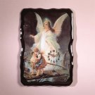 Guardian Angel Wall Clock