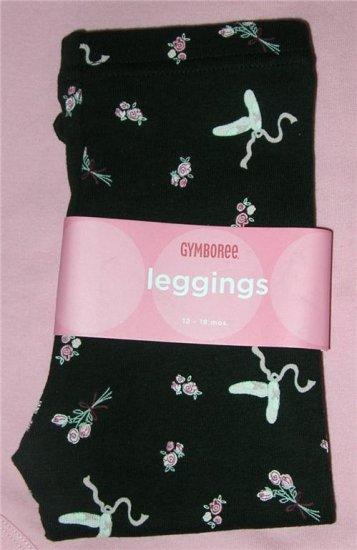Gymboree Prima Ballerina Leggings Sz 12-18mo NWT FREE SHIPPING!!