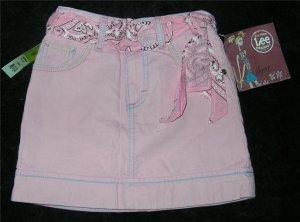Lee Original Girls Pink Skort Sz 6X R NWT FREE SHIPPING!!