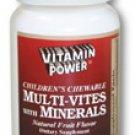 Children's Multi-Vites with Minerals 100 Count