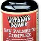Saw Palmetto Complex with Zinc-Rich Pumpkin Seed Oil 100 Count
