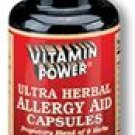 Ultra Herbal Allergy Aid 90 Count