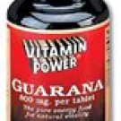 Brazilian Guarana 800 mg. Tablets 100 Count