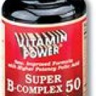 Super B-Complex 50mg. 100 Count