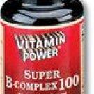 Super B-Complex 100mg. 100 Count