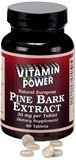 Pine Bark Extract 30 mg (4:1 ratio) 90 Count