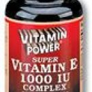 Vitamins E 1000 Complex Softgels 100 Count