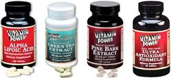 Antioxidant Support Targeted Multi-Nutrition Kit  3 Months