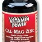 Cal Mag Zinc Tablets 180 Count