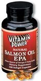 Salmon Oil EPA  Softgel Caps 100 Count