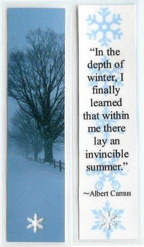 Winter Photography Bookmark
