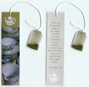 Tea Photography Bookmark #1