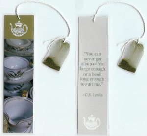 Tea Photography Bookmark #2