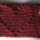 Bobble Heart Cowl- Neckwarmer- Scarf- Crochet PATTERN