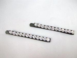 Black Bobbie Pin