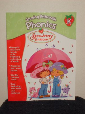 Gowing Better With Phonics  ( K )  ( Strawberry Shortcake )