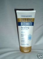 Gold Bond Ultimate Healing Lotion~With Sample pack of Gold bond  powder