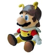 Official Nintendo Super Mario Galaxy Plush Doll: Bee Mario