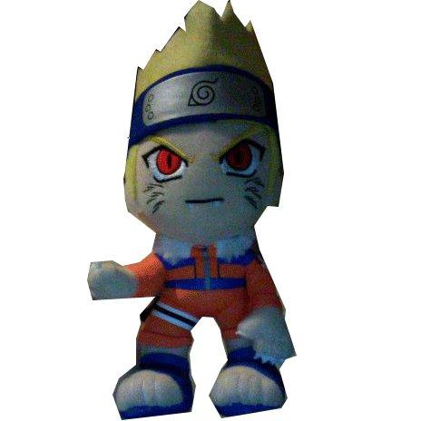 "Naruto 8"" Banpresto Series 5 Plush Doll"