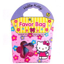 HELLO KITTY FAVOR BAG