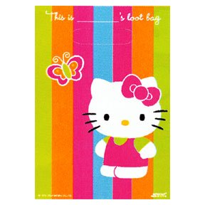 HELLO KITTY TREAT SACK
