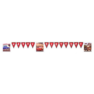 DISNEY CARS JOINTED BANNER