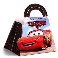 DISNEY CARS TREAT BOX