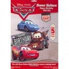 CARS HAPPY BIRTHDAY SCENE SETTER ADD ON