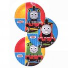 THOMAS CHUGGING DESSERT PLATE (7IN.)