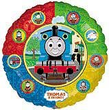 THOMAS THE TANK MYLAR BALLOON