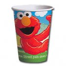 SESAME SUNNY DAYS HOT/COLD CUP (9OZ)